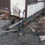 North view of steel beam that run the leng</a><figcaption id=