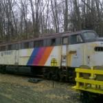 New Jersey Transit E8 4326