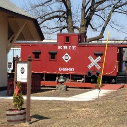 Mahwah-NJ-Museum-Erie-04940-Caboose-March-2014-Charles-W-Smith