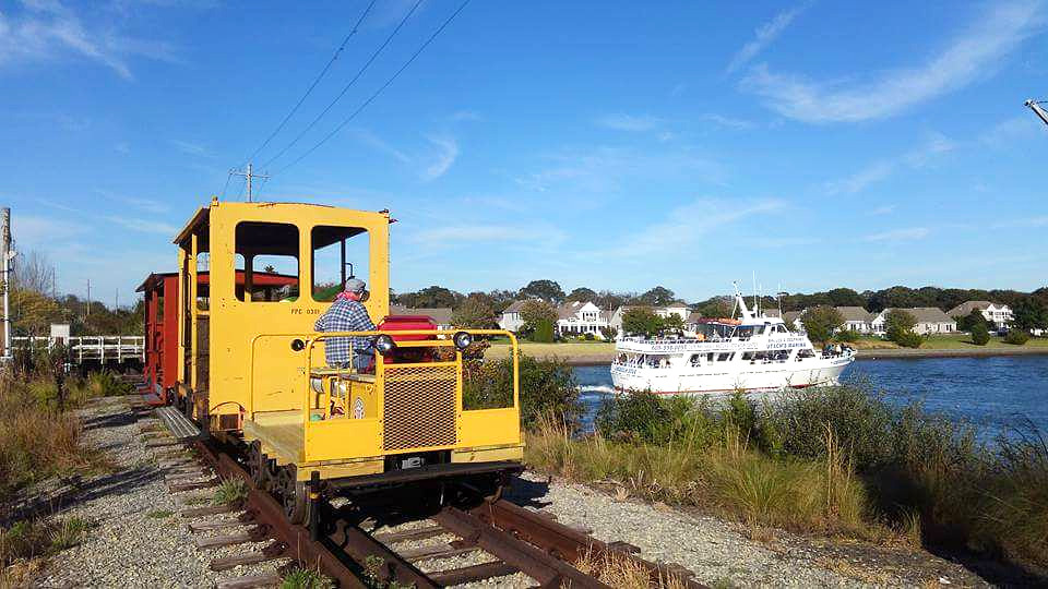 The motorcar trains are coming back to Cape May Saturday, May 5th!