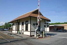 Hawthorne station
